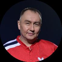 Хоменко Роман Викторович - тренер по настольному теннису