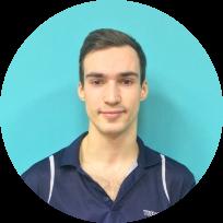 Тормозов Михаил Сергеевич - тренер по настольному теннису
