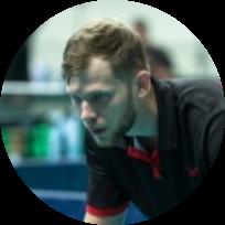 Прокопцов Иван Владимирович - тренер по настольному теннису