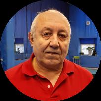 Соловьев Вячеслав Георгиевич - тренер по настольному теннису