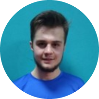Заморский Даниил Денисович - тренер по настольному теннису