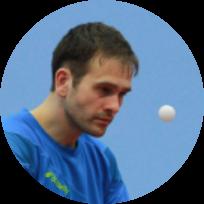 Петров Владимир Владимирович - тренер по настольному теннису