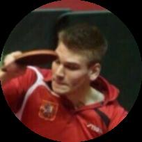 Анисимов Антон Андреевич - тренер по настольному теннису