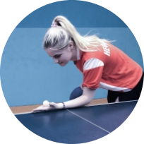 Нефёдова Ирина Витальевна - тренер по настольному теннису