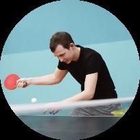 Воронов Александр Витальевич - тренер по настольному теннису
