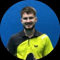 Виноградов Павел Игоревич - тренер по настольному теннису