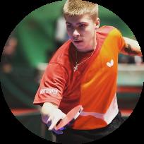 Ермаков Артем Игоревич - тренер по настольному теннису