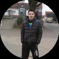 Шамин Илья Сергеевич - тренер по настольному теннису