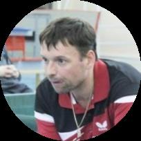 Давыдов Александр Владимирович - тренер по настольному теннису