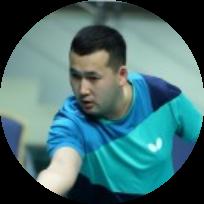 Цутаев Михаил Вячеславович - тренер по настольному теннису