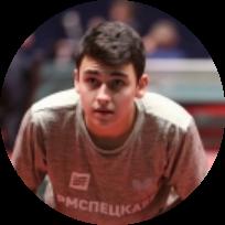 Боков Максим Андреевич - тренер по настольному теннису