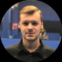 Хмарук Антон Александрович - тренер по настольному теннису