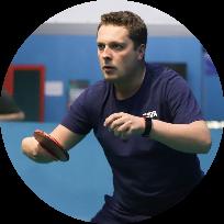 Овчинников Андрей Александрович - тренер по настольному теннису