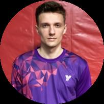 Камардин Александр Валерьевич - тренер по настольному теннису