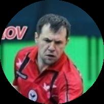 Перов Павел Андреевич - тренер по настольному теннису