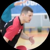 Панченко Артем Иванович - тренер по настольному теннису