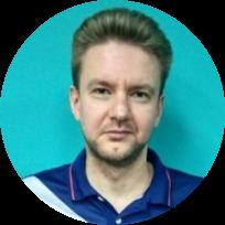 Никитин Евгений Эдуардович - тренер по настольному теннису