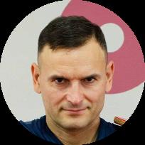 Ефимов Игорь Валерьевич - тренер по настольному теннису