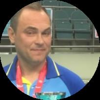 Емельянов Геннадий Геннадьевич - тренер по настольному теннису