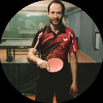 Корогодский Илья Григорьевич - тренер по настольному теннису