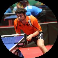 Голованов Станислав - тренер по настольному теннису