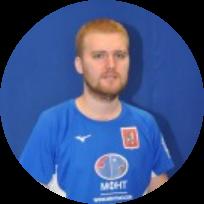 Пиняскин Владислав Александрович - тренер по настольному теннису