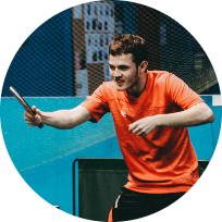 Арутюнян Артем Геннадьевич - тренер по настольному теннису