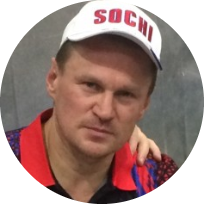 Дьяконов Олег Валерьевич - тренер по настольному теннису