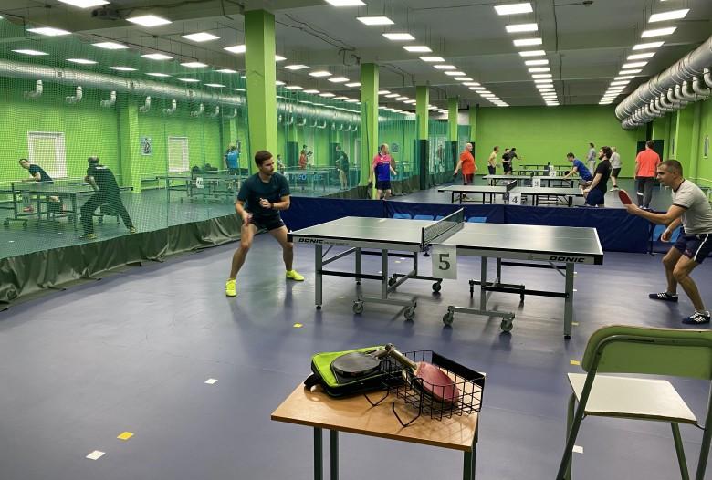 Клуб настольного тенниса «ТеннисОк в Люблино» - расписание рабоы зала