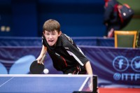 Александр Горочный на Slovenia JC Open 2019