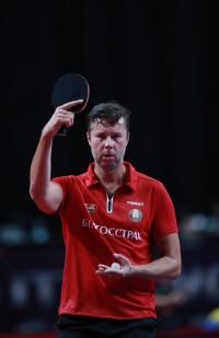 Владимир Самсонов на German Open 2019