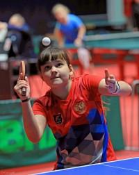 Саша Бокова - Чемпионка Москвы 2019.