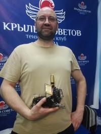 Леон Шелевальник - 800 турниров на Крыльях!