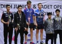 Кабуркин и Черкес - призеры Swedish J&C 2020