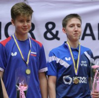 Черкес и Кабуркин - победители Swedish J&C 2020