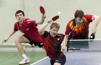 6 апреля - Всемирный день настольного тенниса.
