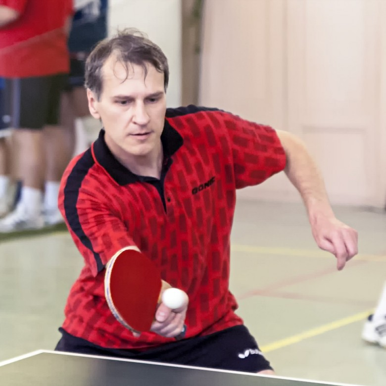 DimaS, 2006 год. - настольный теннис фото