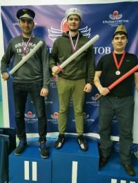 Чемпионы турнира, посвященного Дню защитника Отечества!