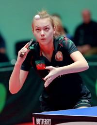 Надежда Богданова, Беларусь.