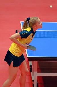 Stina Kallberg (Швеция).