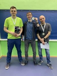 Команда Братья - серебряные призеры Кубка RTTF!