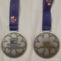 Медаль Кирилла Скачкова с командного чемпионата Европы 2021