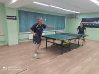 Турнир Лига 555 в клубе Мир Тенниса