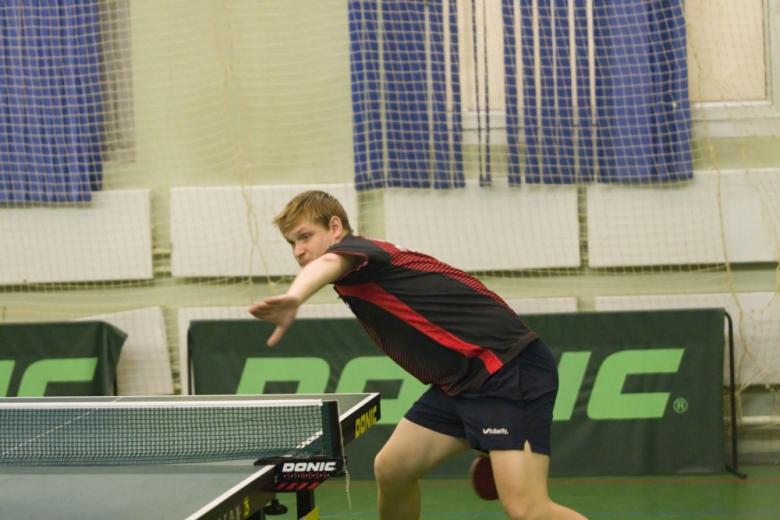 Виноградов - настольный теннис фото