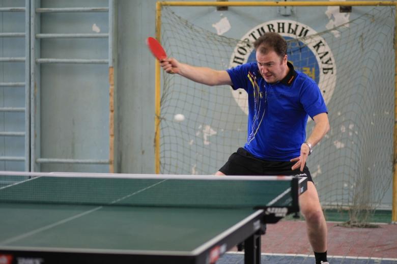 Kulak  - настольный теннис фото