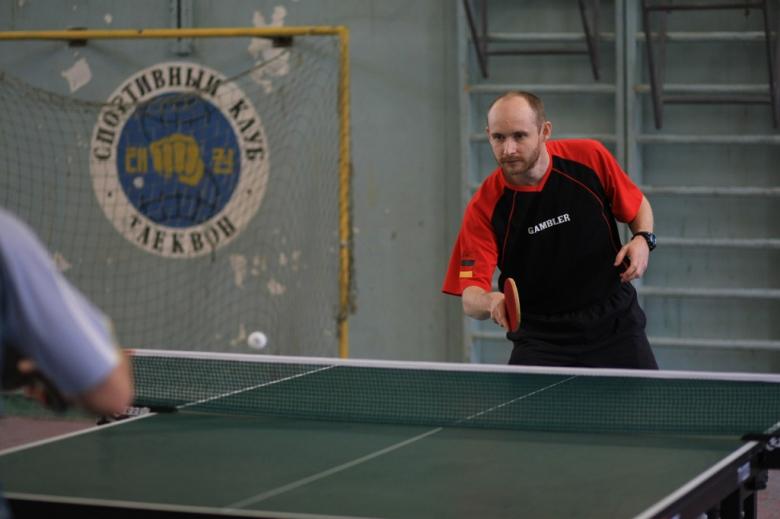 nmark - настольный теннис фото