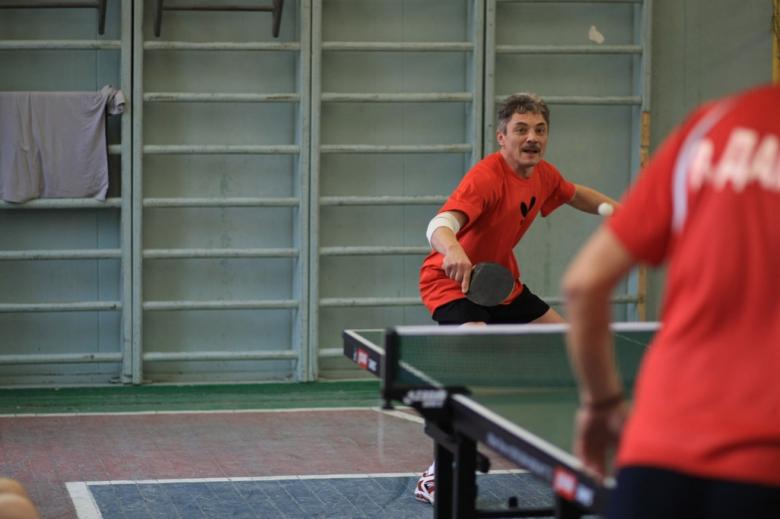 Puller - настольный теннис фото