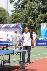 Валерий Дамбаев - победитель турнира!