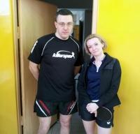 Володя Образцов и Маша Петракова
