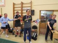 Неоднократный чемпион Хардбат-турниров - Валерий Дамбаев !!!